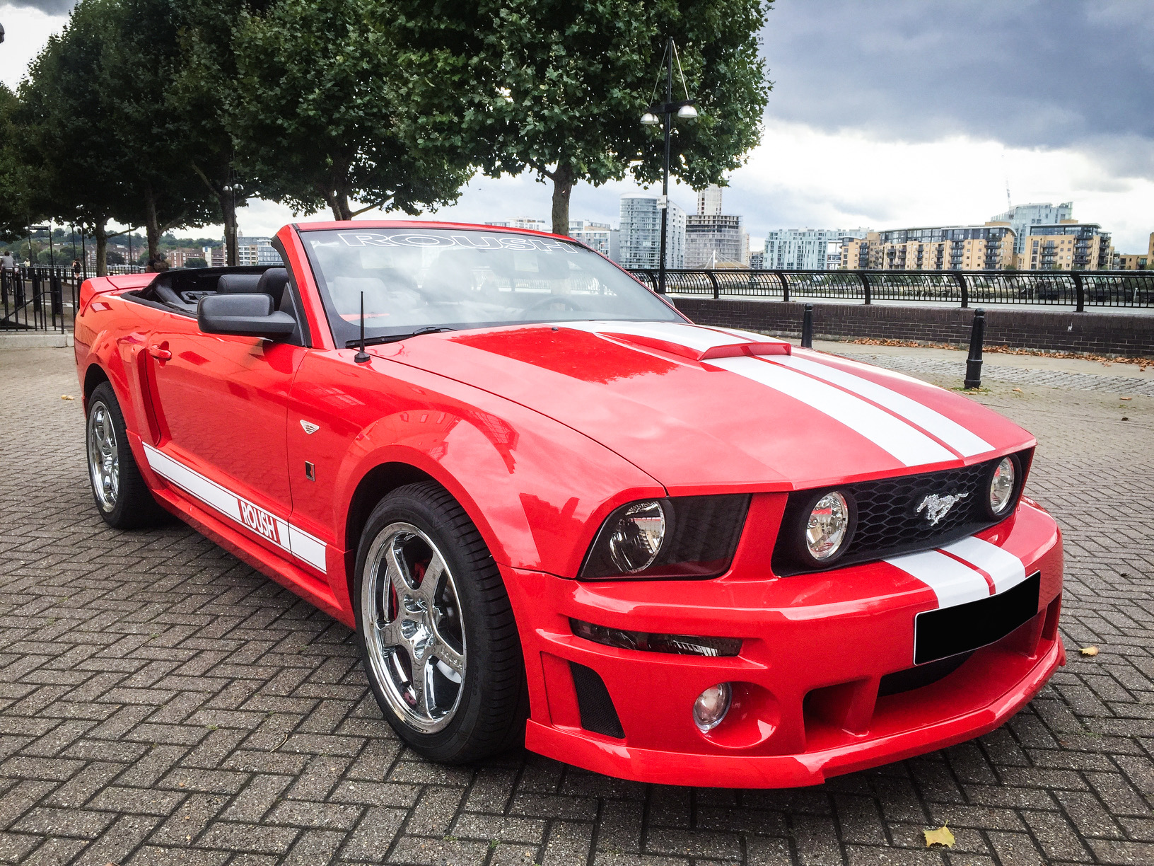 2005 ford mustang roush gt convertible muscle cars for sale